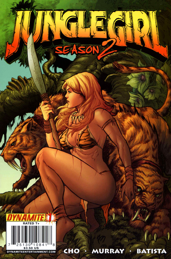 Jungle Girl Season 2 #1 001