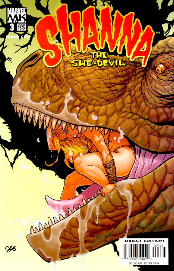 Shanna, the She-Devil 3 (of 7) (2005) (MarvelBabes-DCP) 00