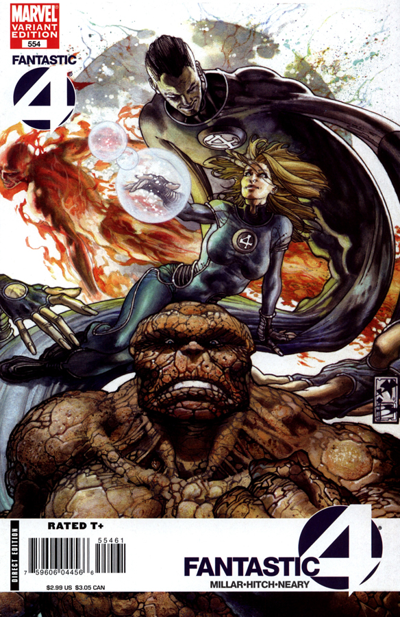 Fantastic Four 554 [Zone and Picozzi] pg000c (Simone Bianchi Variant) (Cover Only) (ScanDog)