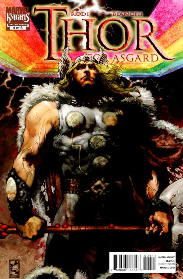 Thor - For Asgard #4 001