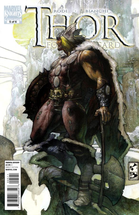 Thor - For Asgard #5 001