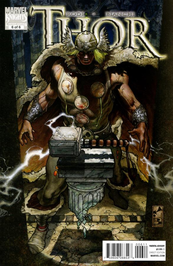 Thor - For Asgard #6 001