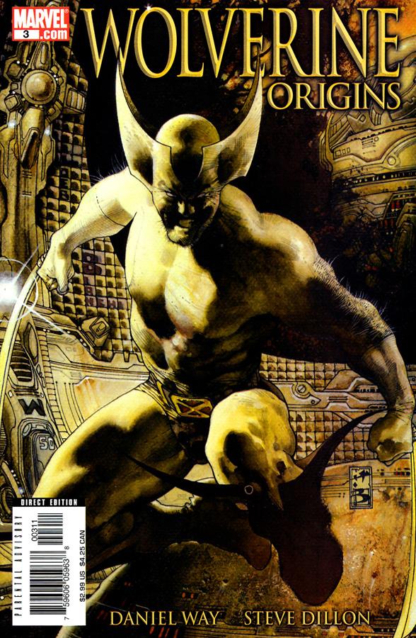 Wolverine Origins 3 (01a) (Simone Bianchi Cover) (2006) (Random-DCP)