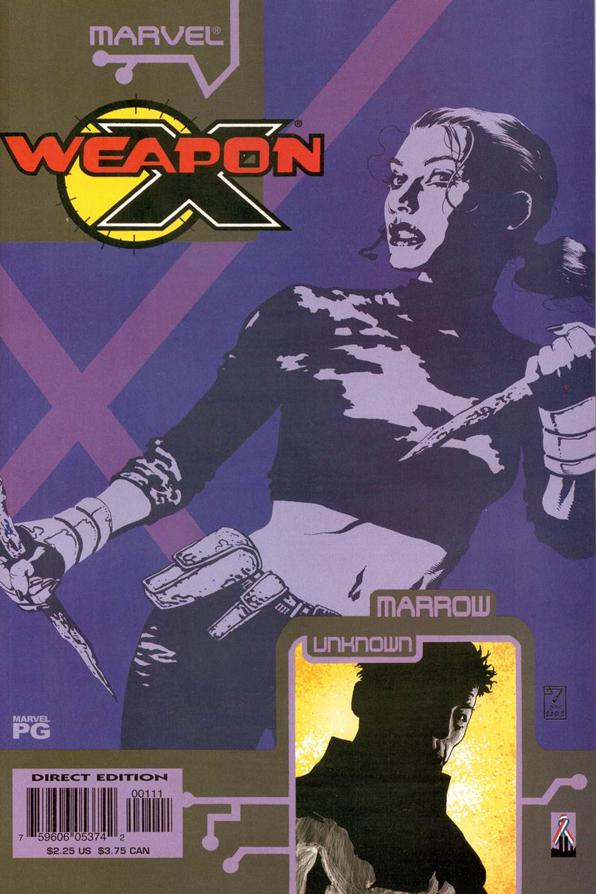 WEAPONX-MARROW