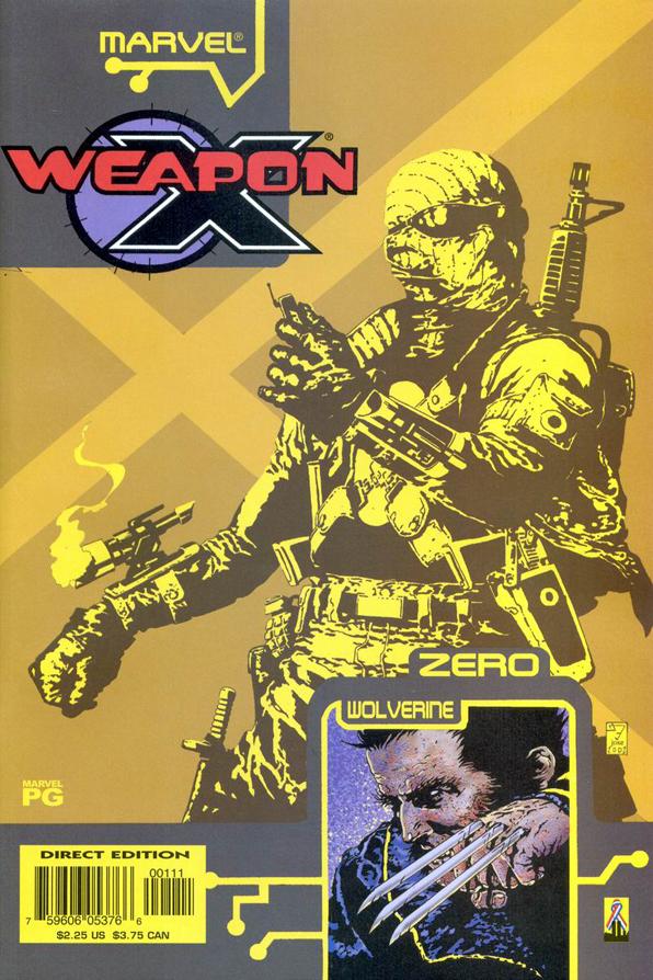 WEAPONX-ZERO