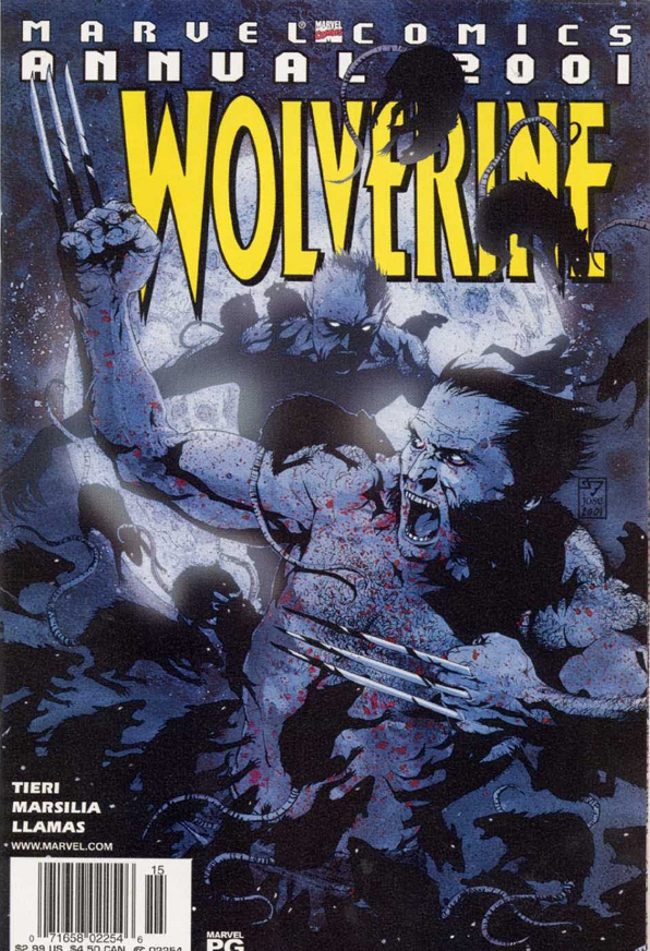 WOLVERINEANNUAL2001