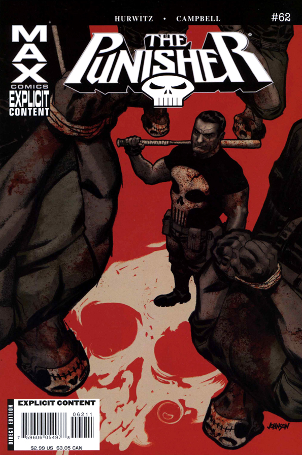 Punisher #62 001