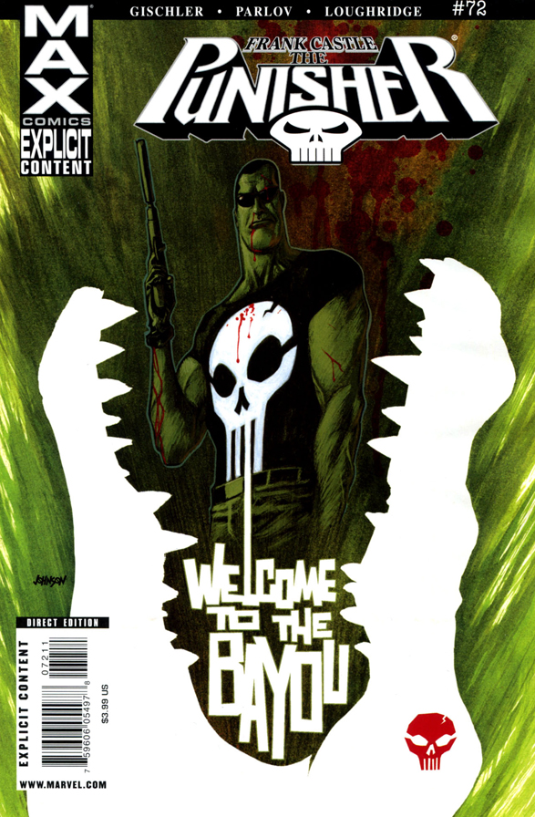 Punisher - Frank Castle #72 001