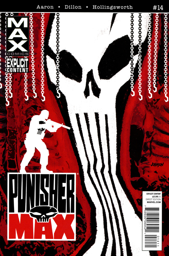 Punisher Max #14 001