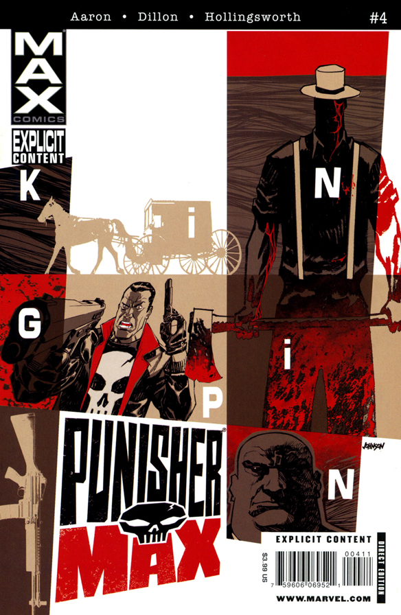 Punisher Max #4 001
