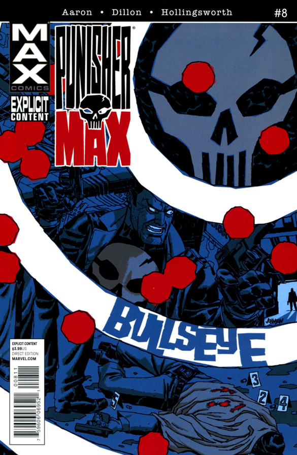 Punisher Max #8 001