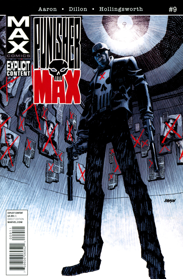 Punisher Max #9 001