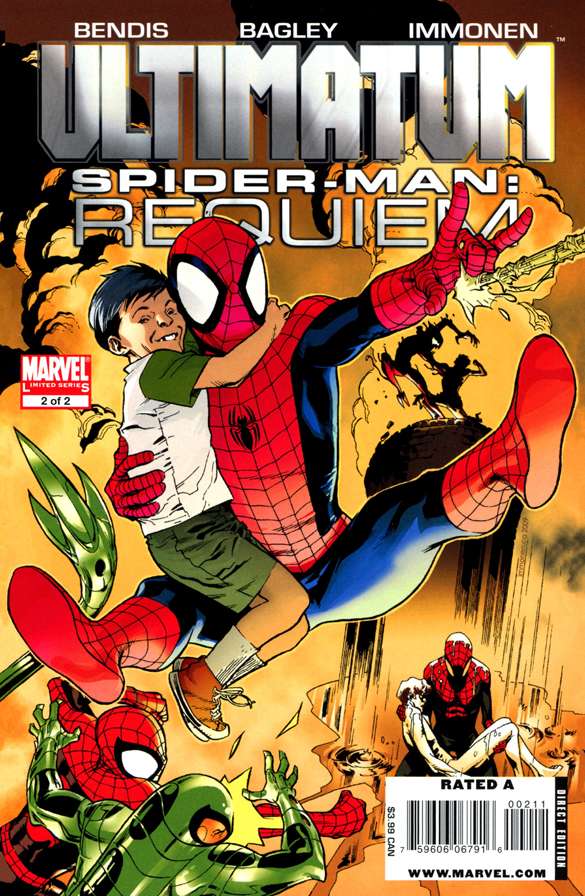 Spider-Man Requiem #2 001