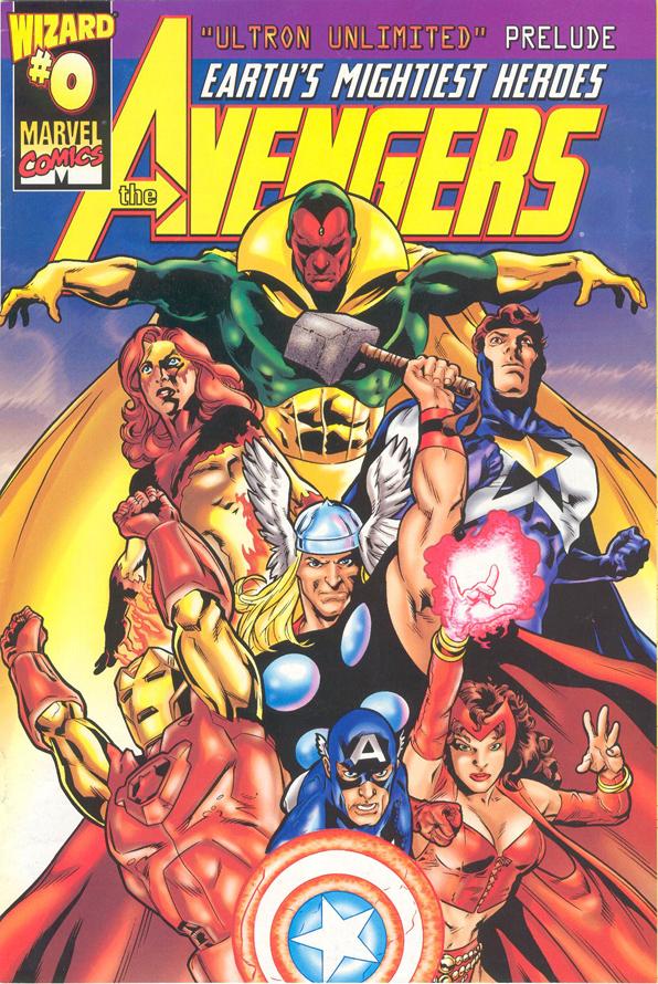 The Avengers #000 - 00