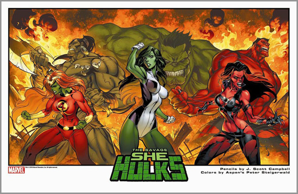 J_SCOTT_CAMPBELL_SAVAGE_SHE_HULKS_COVERS_PRINT