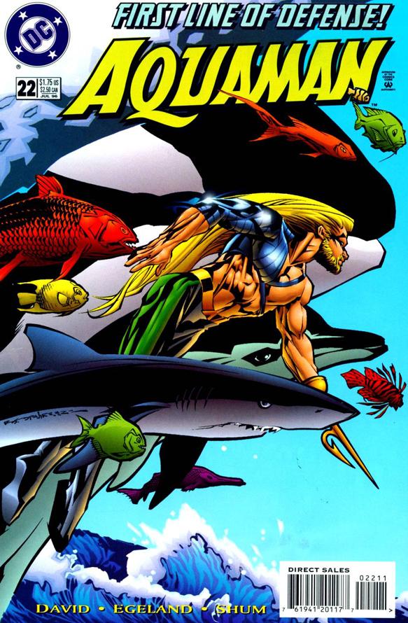 Aquaman (1994) #022 - 00 - FC