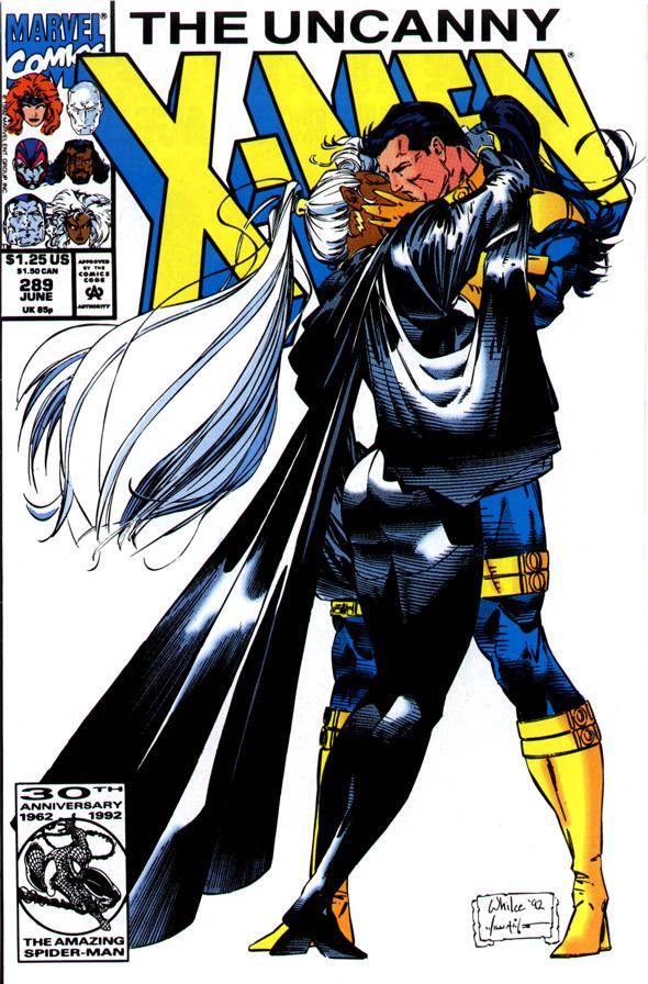 Uncanny X-Men #289 Cover