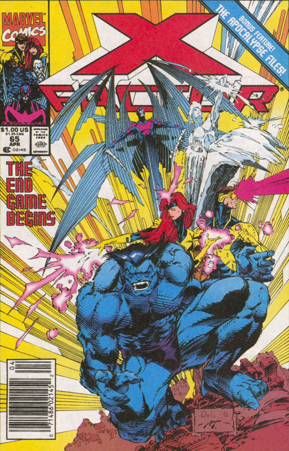X-Factor #065 Cover 1