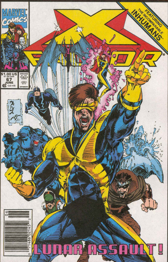 X-Factor #067 Cover