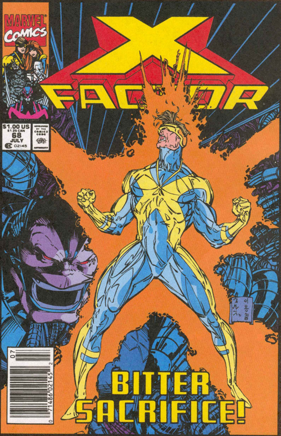X-Factor #068 Cover