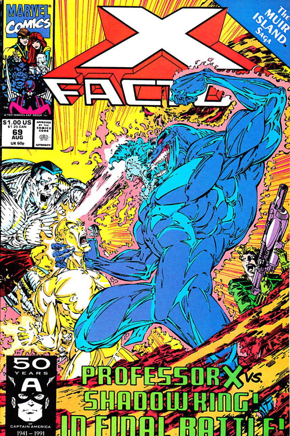 X-Factor #069 Cover