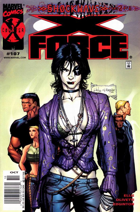 X-Force 107 - 00