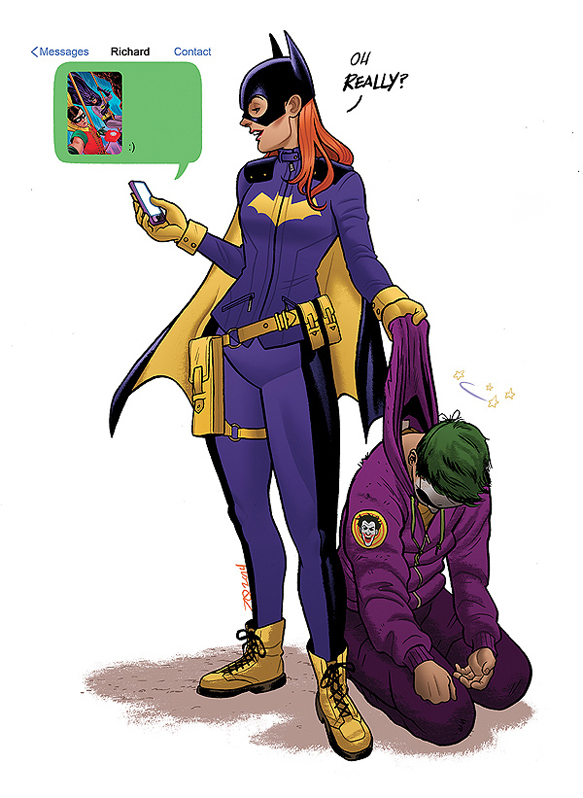 Batgirl-Joe-Quinones