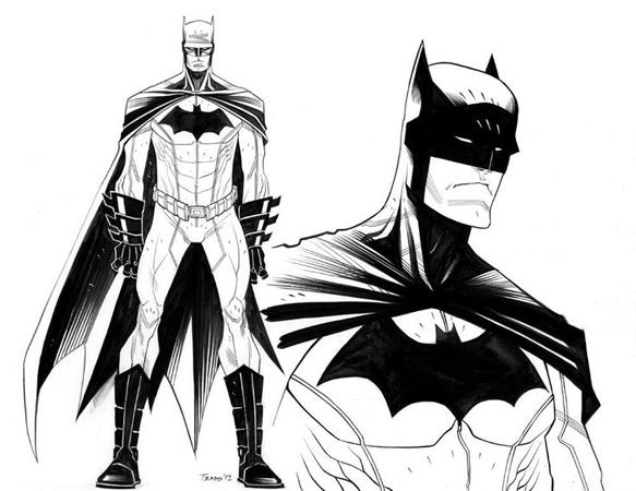 BatmanSketch1