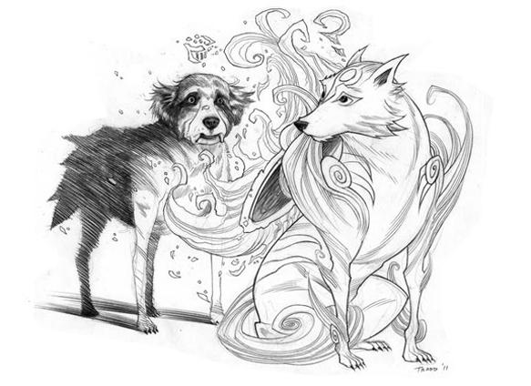 DogsSketch
