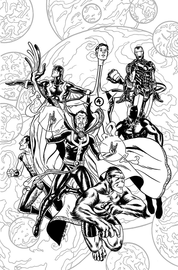 New-Avengers-Joe-Quinones-Art-Of-The-Week