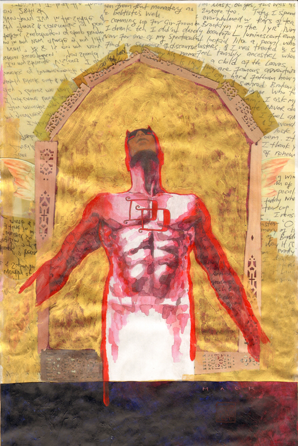 Daredevil End of Days Cover 1